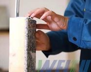 伟图超薄石材保温一体板产品特点