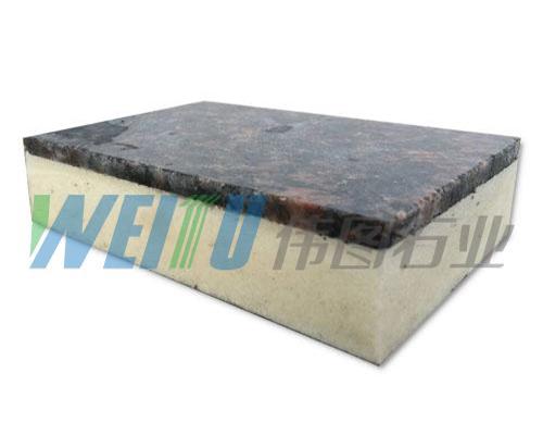 石材聚氨酯保溫復合板